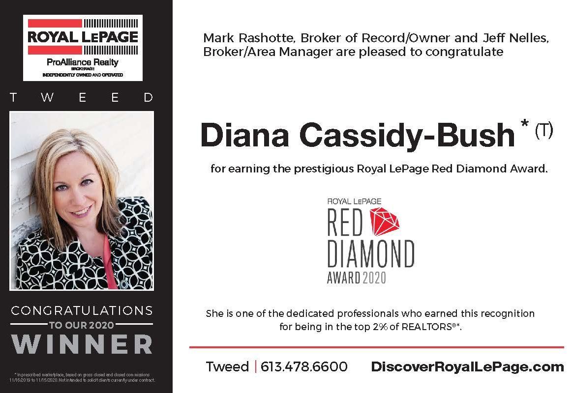 DianaCassidy Bush